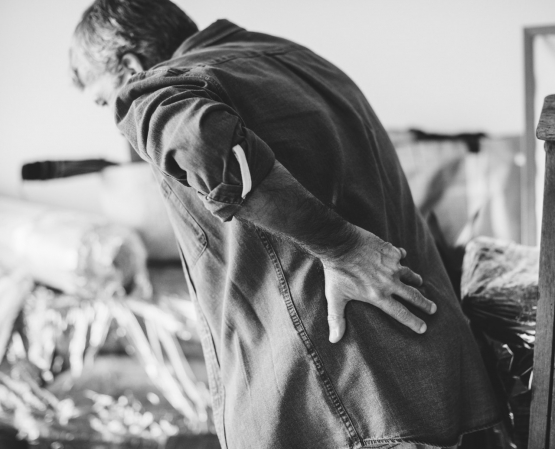 Грешките, които допускаме, когато имаме болки в кръста и..
