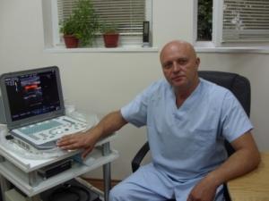 Д-р Христо Георгиев - съдов хирург гр. Велико Търново