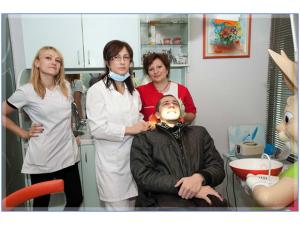 д-р Красимира Гайдарова - ортодонт гр. София