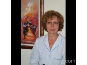 Д-р Златина Радева - Педиатър гр. Бургас
