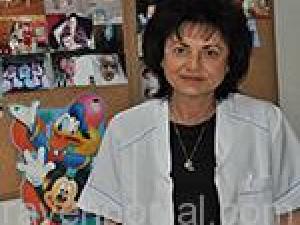 Д-р Антонина Радева - Акушер-гинеколог гр. Варна