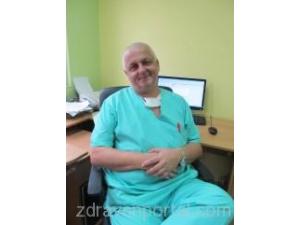 Д-р Юрий Илиев Джунов – Хирург гр. Русе