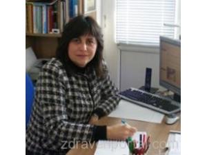 Д-р Марина Санкева - Дерматолог гр. Габрово