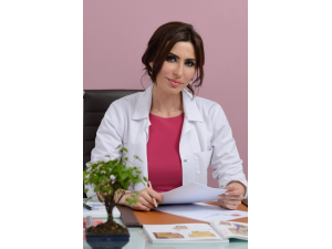 Д-р Айлин Шеф -  Дерматолог София