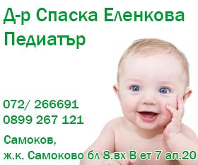 Спаска Еленкова