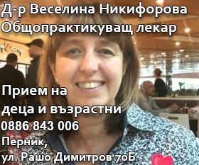 Веселина Никифорова