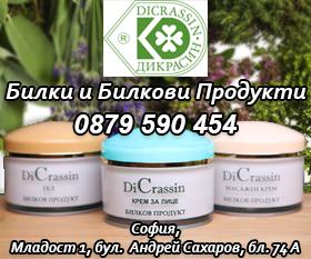 Билкова Аптека Дикрасин