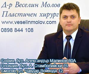 Веселин Молов / Инвела клиник - Медицински център ЕООД