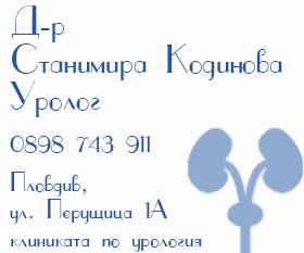Станимира Кодинова